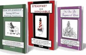 RetreatinaBag Women's Retreat Books